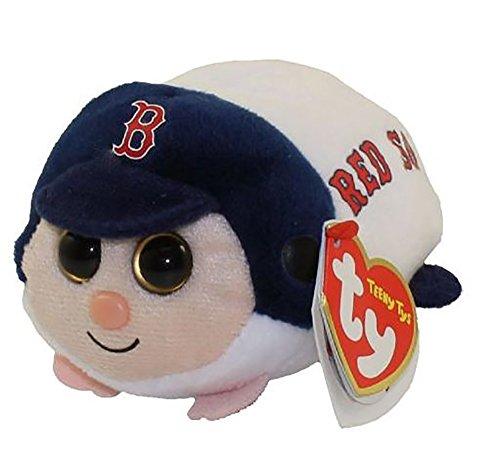 Boston Red Sox MLB Beanie Ballz Teeny