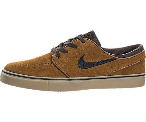 NIKE SB Zoom Stefan Janoski (Brown Nike Shoes)