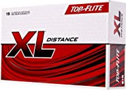 Top Flite XL Distance White (15 Pack