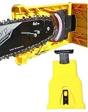 Herramienta afiladora de motosierra, afiladora de sierras de cadena Herramientas duraderas resistentes resistentes duraderas especiales de la amoladora