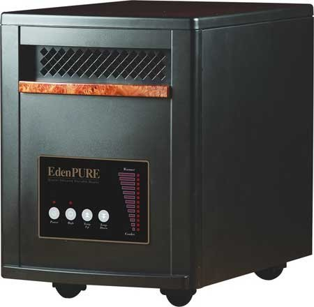 space heater eden pure - 3