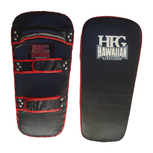 Hawaiian Fight Gear-HFG Platinum Thai Pad Kick Shield by Hawaiian Fight Gear-HFG