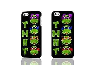 TMNT Teenage Mutant Ninja Turtles 3D Rough Case Skin, fashion design image custom , durable hard 3D case cover for iPhone 5C , Case New Design By Codystore wangjiang maoyi