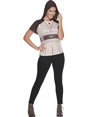 Rubie's Adult Star Wars Jedi Knight Rhinestone Costume T-Shirt, Large ()