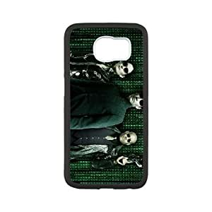 The Matrix Samsung Galaxy S6 Cell Phone Case White Phone cover P553452