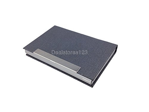 by Wallet Dealstores123 Card pu only steel Sold Dealstores123 Holder 30 Business t7qwU7Y