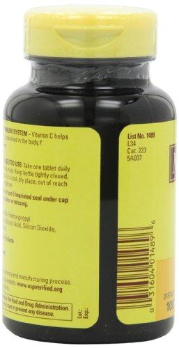031604014896 - Nature Made Vitamin C, 1000 mg, 100 Tablets. carousel main 6
