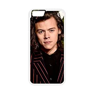 Harry Styles iPhone 6 Plus 5.5 Inch Cell Phone Case White Delicate gift JIS_319492