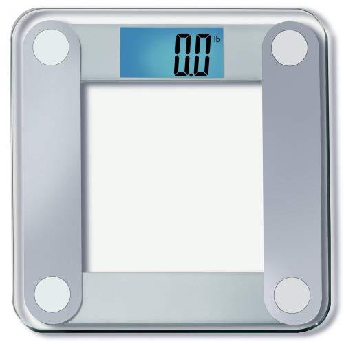 EatSmart Precision Digital Bathroom Scale w/ Extra Large Lig