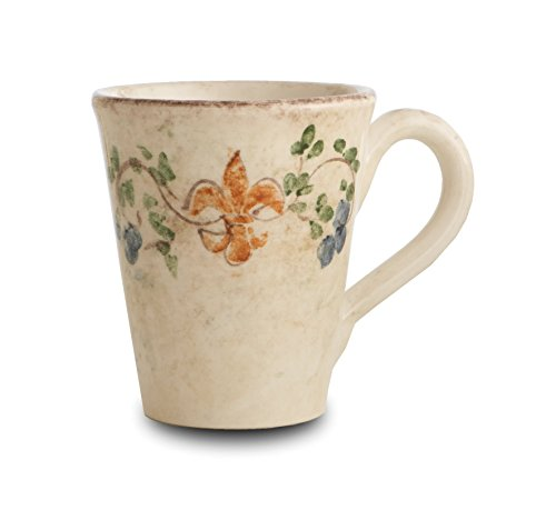 Mug Medici (Arte Italica Medici Mug, Cream)
