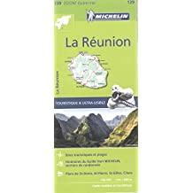 MH139 Reunion Michelin Zoom Map 1:80K