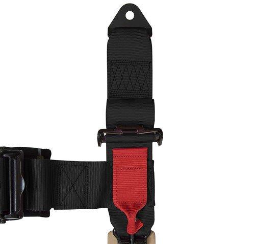 STVMotorsports 5 Point 3'' Straps Seat Harness Set Latch and Link Shoulder Pads RH5.3H - for Off-Road Vehicles, UTV, Trucks (Pair) (Black) by STVMotorsports (Image #8)