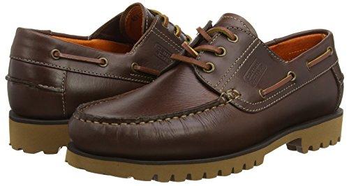 Portlight 11, Mens Boat Shoes Camel Active