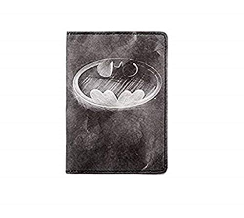 Dynomighty Mens Mighty Passport Cover Batman, Multi, One Size
