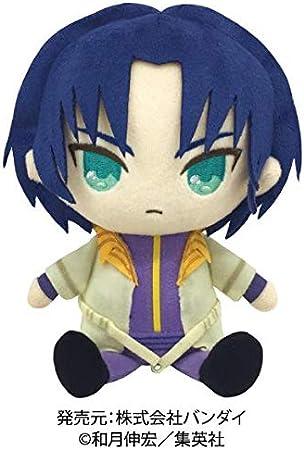 """Rurouni Kenshin Phone Charm Strap-Shinomari Aoshi Aprox 1.25/"""""""
