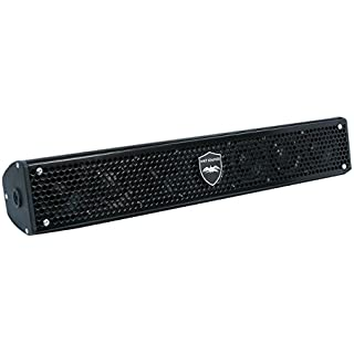 Discount Wet Sounds Stealth 6 Core 20.7-Inch 200W Passive Marine ATV UTV Soundbar Black