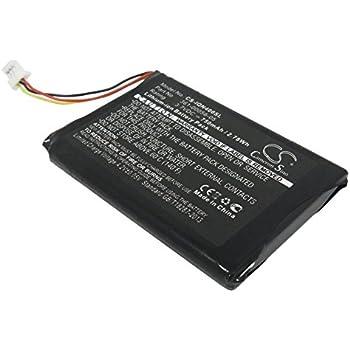 Amazon.com: Cameron-Sino - Batería de repuesto para Garmin ...