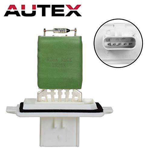 PartsSquare A/C Heater Blower Motor Regulator Resistor #5061575AA dylan