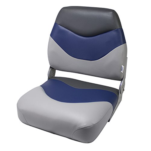 Wise Deluxe High-Back Seat (Cuddy Marble/Cuddy Round Midnite/Cuddy Charcoal) ()