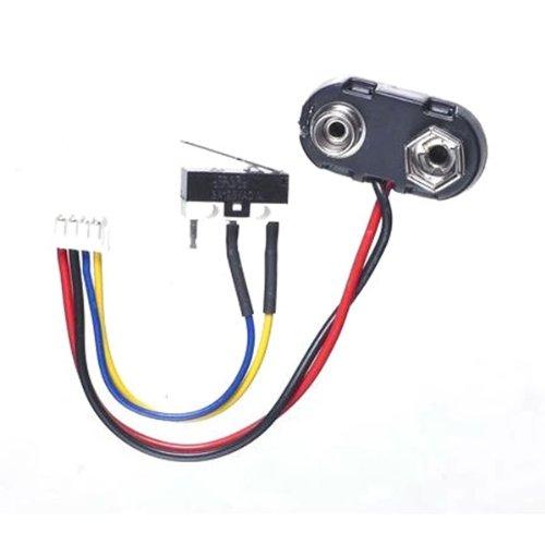 (Proto / Dye Battery Wire Harness & Trigger Switch - PMR / Rail / PM5 / PM6 / DM4)