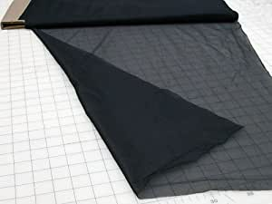 HTC #1350 So-Sheer - Fusible Light Weight Knit Interfacing - Black