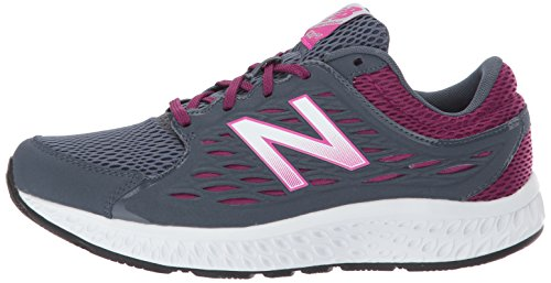 New Sportive Balance W420 mulberry Donna Scarpe thunder Indoor Multicolore 44Hqx7Pw