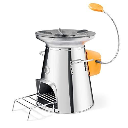 bio wood stove - 5