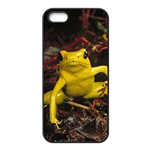 EZCASE Frog Phone Case For iPhone 5,5S [Pattern-4]