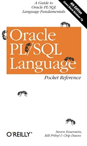 oracle pl sql language pocket reference pocket reference o reilly rh amazon com SQL Server 2012 Quick Reference SQL Reference Guide