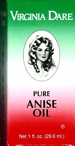 Virginia Dare Pure Anise Oil Packed by Rosa 71741 26200