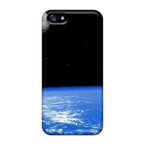 Fashionable Design Moon Rugged Cases Covers For Iphone 5/5s New