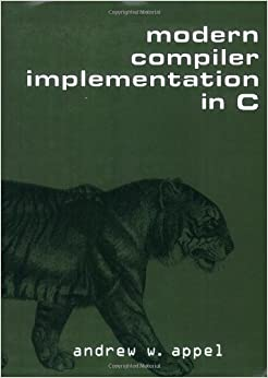 Modern Compiler Implement in C