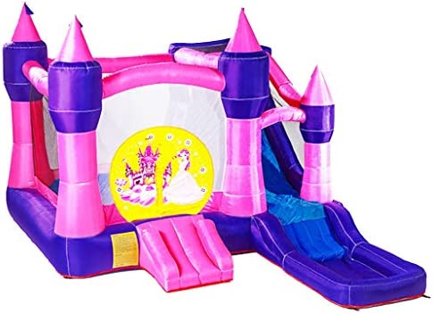 Castillos hinchables Tobogán Grande niños en Interiores Trampolín ...