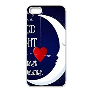 Good night DIY Hard Case for iPhone ipod touch4 LMc-73540 at LaiMc