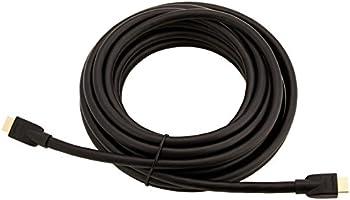 AmazonBasics - Cable HDMI CL3 de alta velocidad (7,6 m, estándar ...