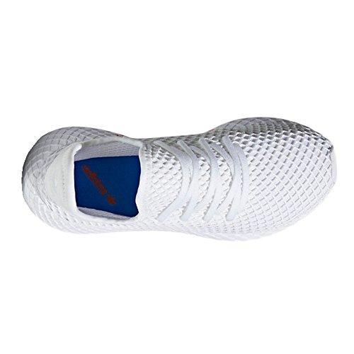 adidas Deerupt Runner. Schuhe Damen. Sneaker Moda 2018 Ftwr White/Ftwr White/Ftwr White