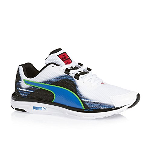 Faas Unisex Shoes Adults' V4 Puma 500 White Running f1xfd
