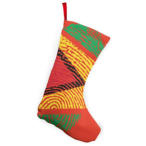 Guyana Flag Ideas Only On Pinterest Christmas Stockings Candy Gift Bags Fireplace Decoration