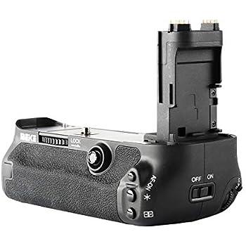 5DSR 5DS Meike Vertical Camera Battery Holder Grip MK-5D3 for ...