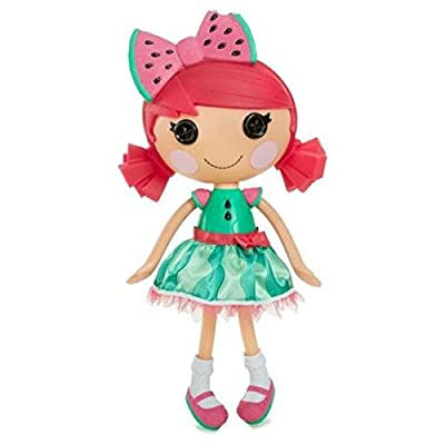 Lalaloopsy Minis Doll- Water Mellie Seeds: Toys & Games