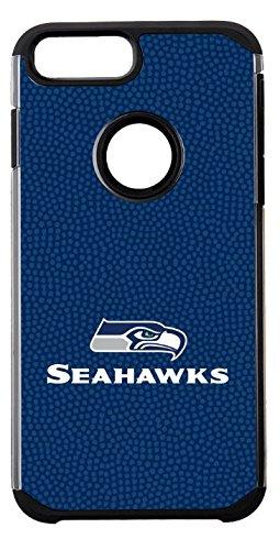 NFL Seattle Seahawks Football Pebble Grain Feel iPhone 7 Case