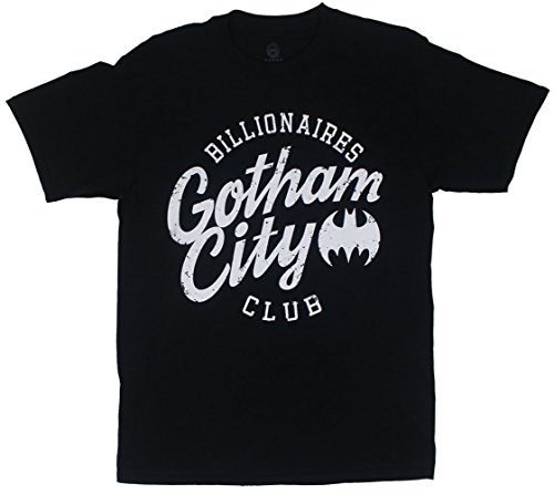 Gotham City Billionaires Club - DC Comics T-shirt