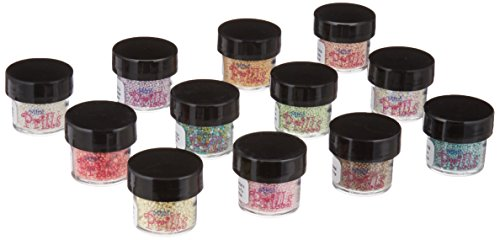 - US Artquest Mini Prills Collection, Spring Bling, 12-Pack