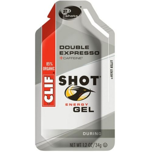 Clif Double Espresso Shot Energy Gel, 1.2 Ounce -- 192 per case. by Clif Bar