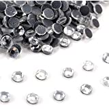 1440pcs DIY Strass Thermocollant Hotfix Diament crystal transparent S10