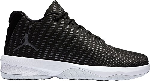 Nike Mens Jordan B. Volare, Platino Nero-grigio-nero-grigio Scuro, 8