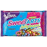 jelly beans sweet tarts - Wonka Sweetarts Jelly Beans Easter Bag, 14-ounce (Pack of 2)