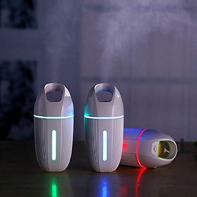 fancartuk - Humidificador de Aire USB con Forma de Taza de ...