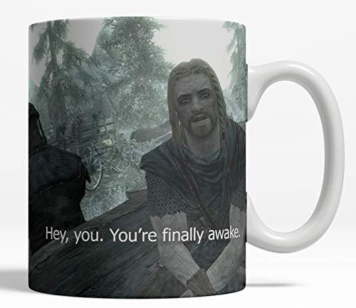 Skyrim Color Changing Mug