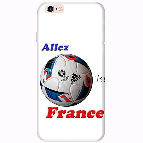 Coque Apple Iphone 6-6s - France Euro 2016